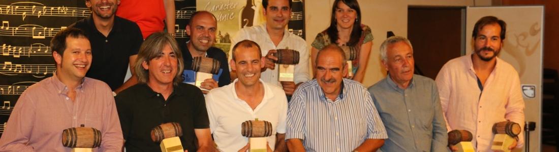 2n classificat – Concurs de Vins i Caves DO Conca de Barberà
