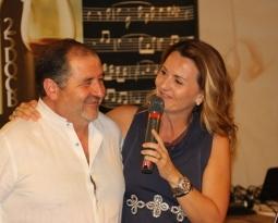 Homenatge al president sortint Carles Andreu